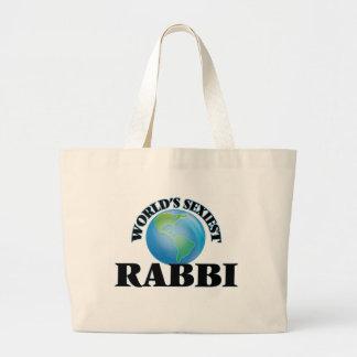 World's Sexiest Rabbi Bags