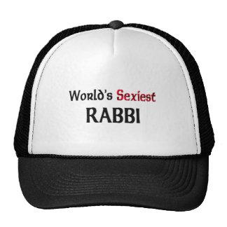 World's Sexiest Rabbi Trucker Hat
