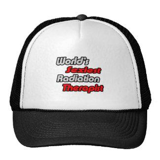World's Sexiest Radiation Therapist Trucker Hat
