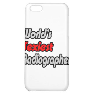 World's Sexiest Radiographer Case For iPhone 5C