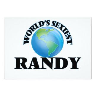 World's Sexiest Randy Card