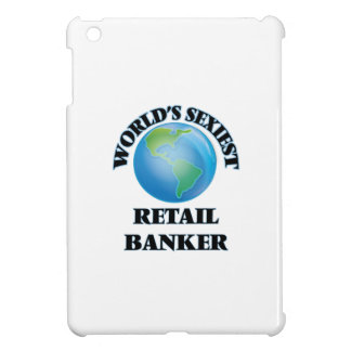 World's Sexiest Retail Banker iPad Mini Covers