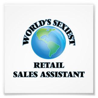 World's Sexiest Retail Sales Assistant Photo