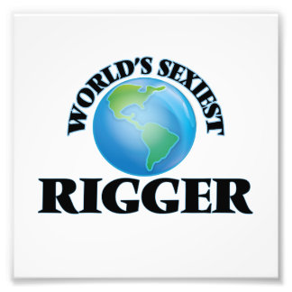World's Sexiest Rigger Photograph