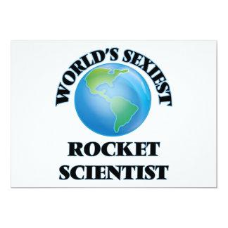World's Sexiest Rocket Scientist Card