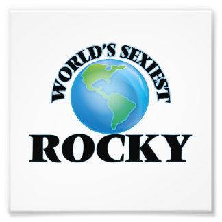 World's Sexiest Rocky Photo