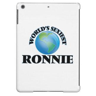World's Sexiest Ronnie iPad Air Case