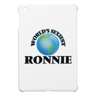 World's Sexiest Ronnie iPad Mini Cases