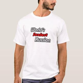 World's Sexiest Russian T-Shirt