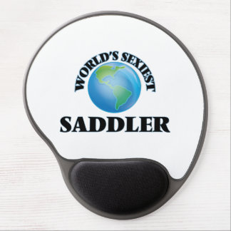 World's Sexiest Saddler Gel Mousepads