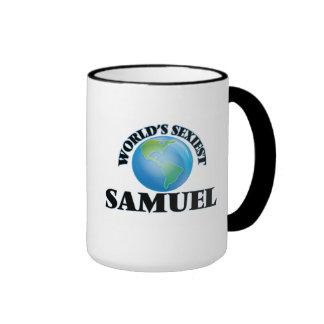 World's Sexiest Samuel Mugs