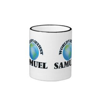 World's Sexiest Samuel Mug