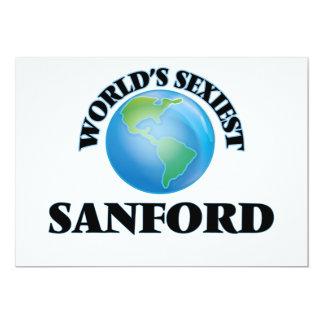 World's Sexiest Sanford Cards