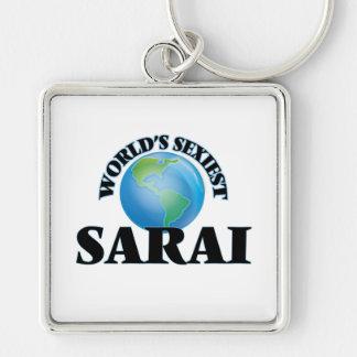 World's Sexiest Sarai Keychain
