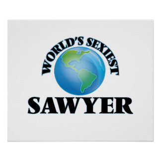 World's Sexiest Sawyer Poster