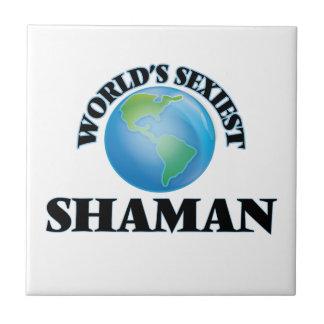 World's Sexiest Shaman Tile