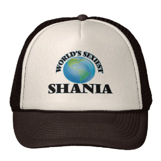 World's Sexiest Shania Mesh Hat
