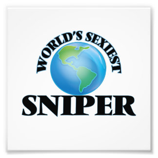 World's Sexiest Sniper Photo