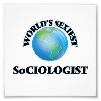 World's Sexiest Sociologist Photo
