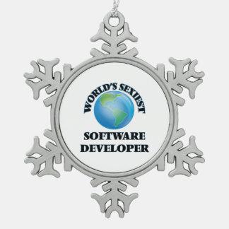 World's Sexiest Software Developer Ornaments