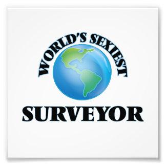 World's Sexiest Surveyor Photo Print