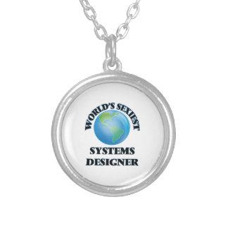 World's Sexiest Systems Designer Pendant