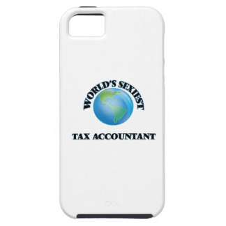 World's Sexiest Tax Accountant iPhone 5 Cases