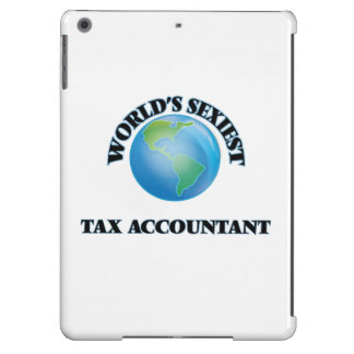World's Sexiest Tax Accountant Cover For iPad Air