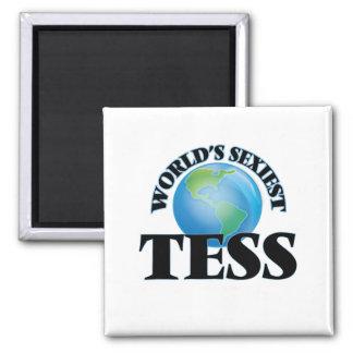 World's Sexiest Tess Fridge Magnets