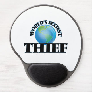 World's Sexiest Thief Gel Mouse Pad
