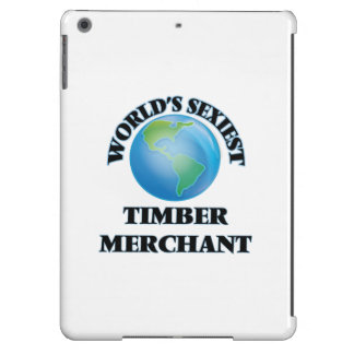 World's Sexiest Timber Merchant Case For iPad Air