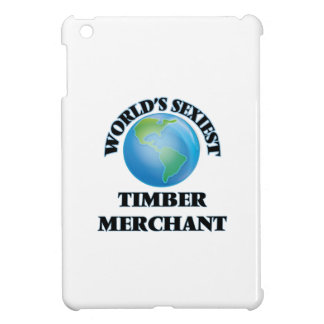 World's Sexiest Timber Merchant Cover For The iPad Mini