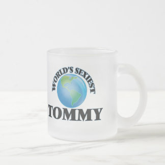 World's Sexiest Tommy Coffee Mug