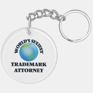 World's Sexiest Trademark Attorney Keychains