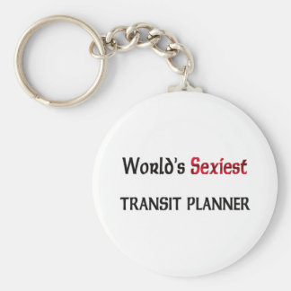 World's Sexiest Transit Planner Key Chains