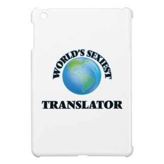 World's Sexiest Translator Cover For The iPad Mini