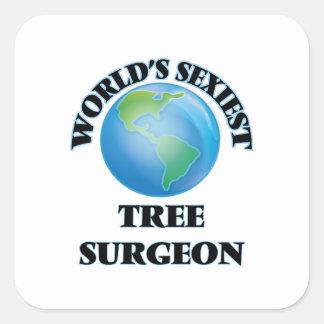 World's Sexiest Tree Surgeon Sticker