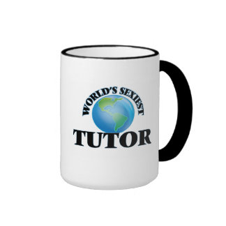 World's Sexiest Tutor Coffee Mug