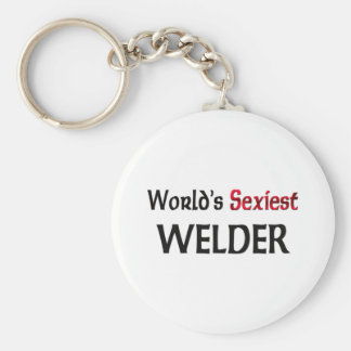 World's Sexiest Welder Keychains