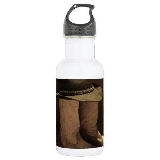 World's Shortest Cowboy Water Bottle