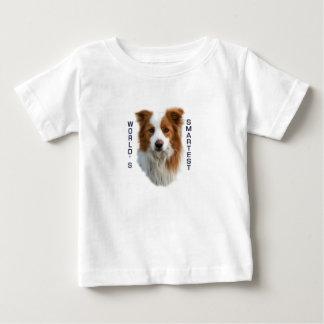 World's Smartest Dog Baby T-Shirt