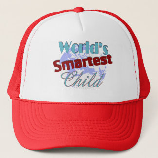World's Smartest Trucker Hat