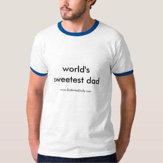 World's Sweetest Dad Shirt