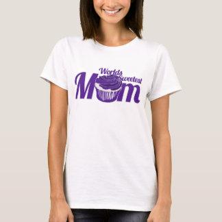 Worlds Sweetest MOM T-Shirt