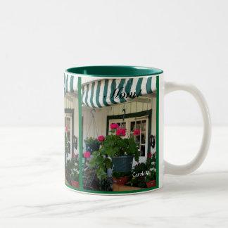"""World's Top Mom"" Flower Shop Mug"