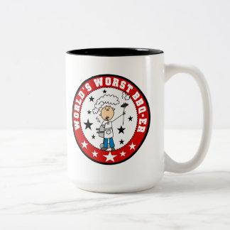 World's Worse BBQ-er Mug