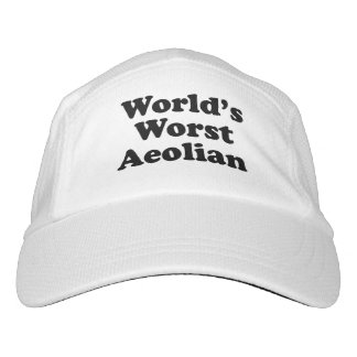 World's Worst Aeolian Hat