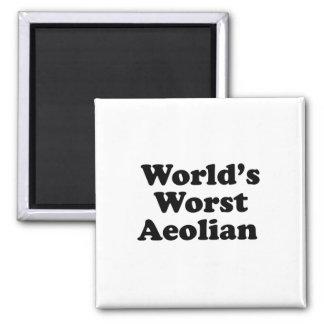 World's Worst Aeolian Magnet