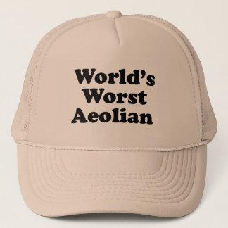 World's Worst Aeolian Trucker Hat