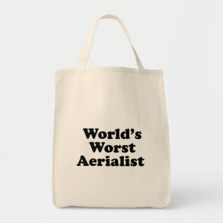 World's Worst Aerialist Tote Bag